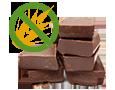 Glutenvrije<br/>chocoladesalami