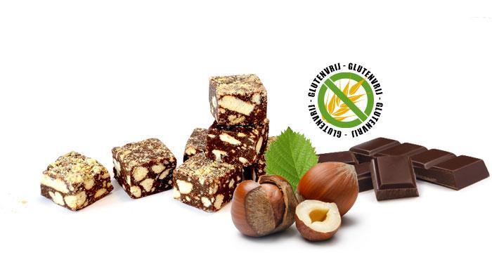 Chocoladesalami - Smaken