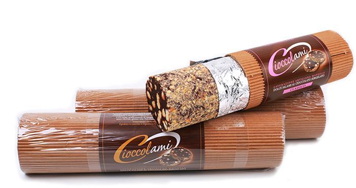Chocoladesalami 1 Kg
