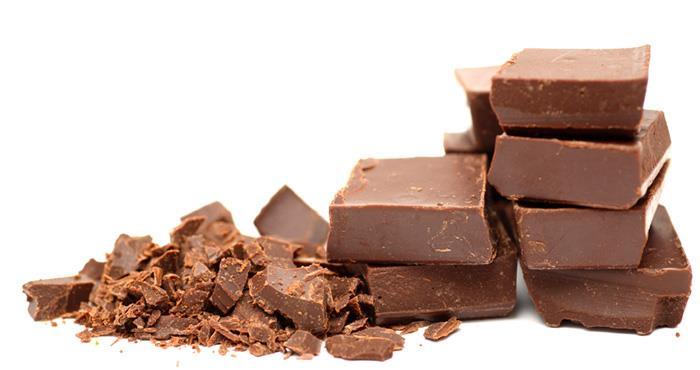 Klassieke chocoladesalami